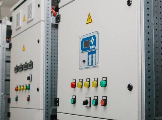 Fabricarea si instalarea panourilor electrice